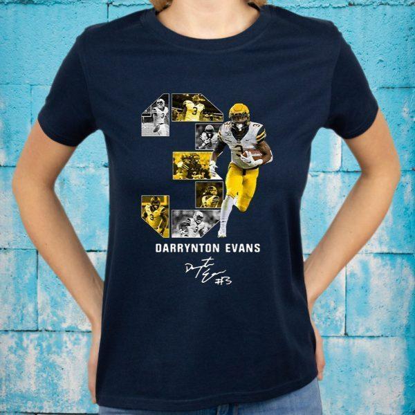 03 Darrynton Evans Signature T-Shirt