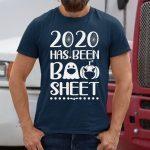 2020 has been boo sheet shirts
