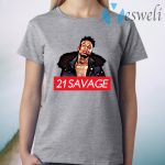 21 Savage. T-Shirt