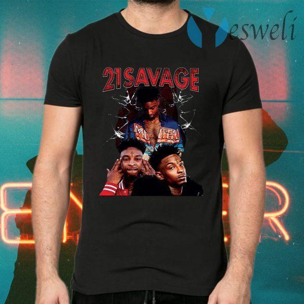 21 Savages T-Shirts