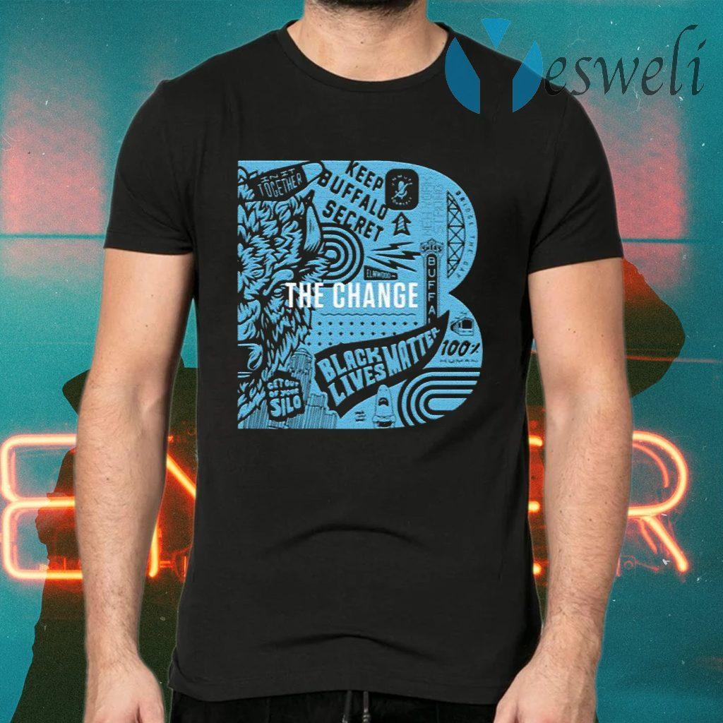 26 Shirts Merch Dixon Schwabl B the Change T-Shirts