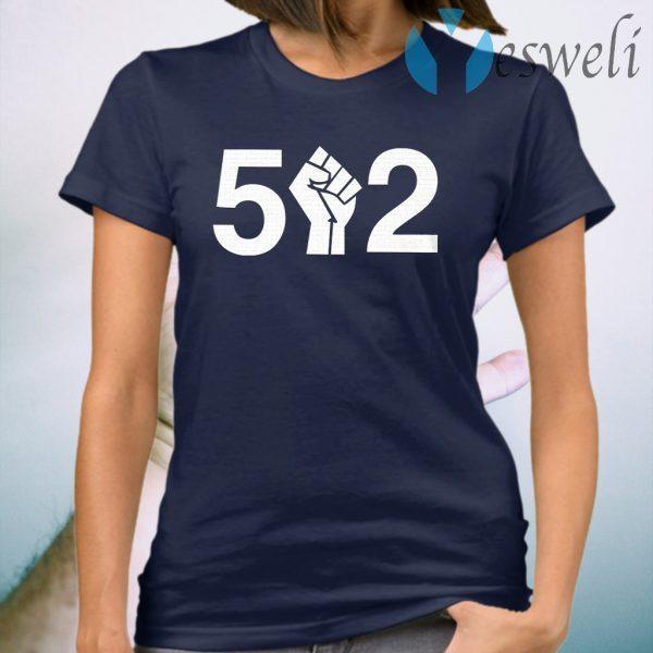 5 Fist 2 T-Shirt