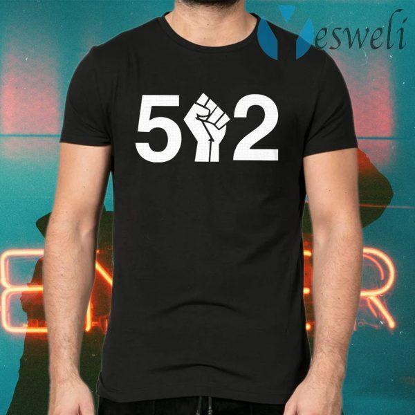 5 Fist 2 T-Shirts