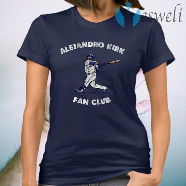 Alejandro kirk fan club T-Shirt