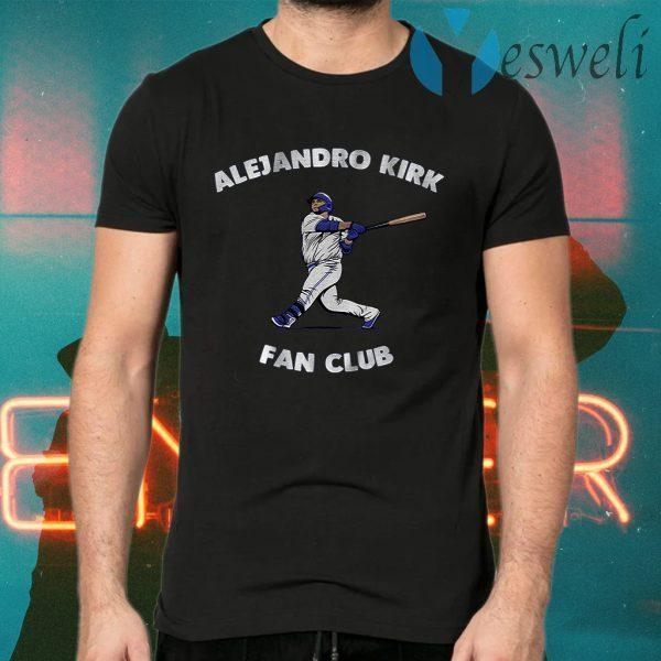 Alejandro kirk fan club T-Shirts
