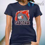 Among Us Sabotage T-Shirt