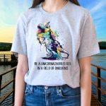 Be a Unicornasaurus Rex tshirts