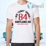 Ben Askren Funky 84 Hartland Welterweight Division T-Shirts