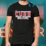 Chicago CUBS MLB 2016 world series T-Shirts