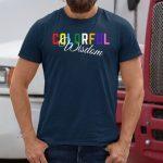 Colorful Wisdom T-Shirt