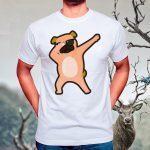 Dabbing Pug T-Shirts