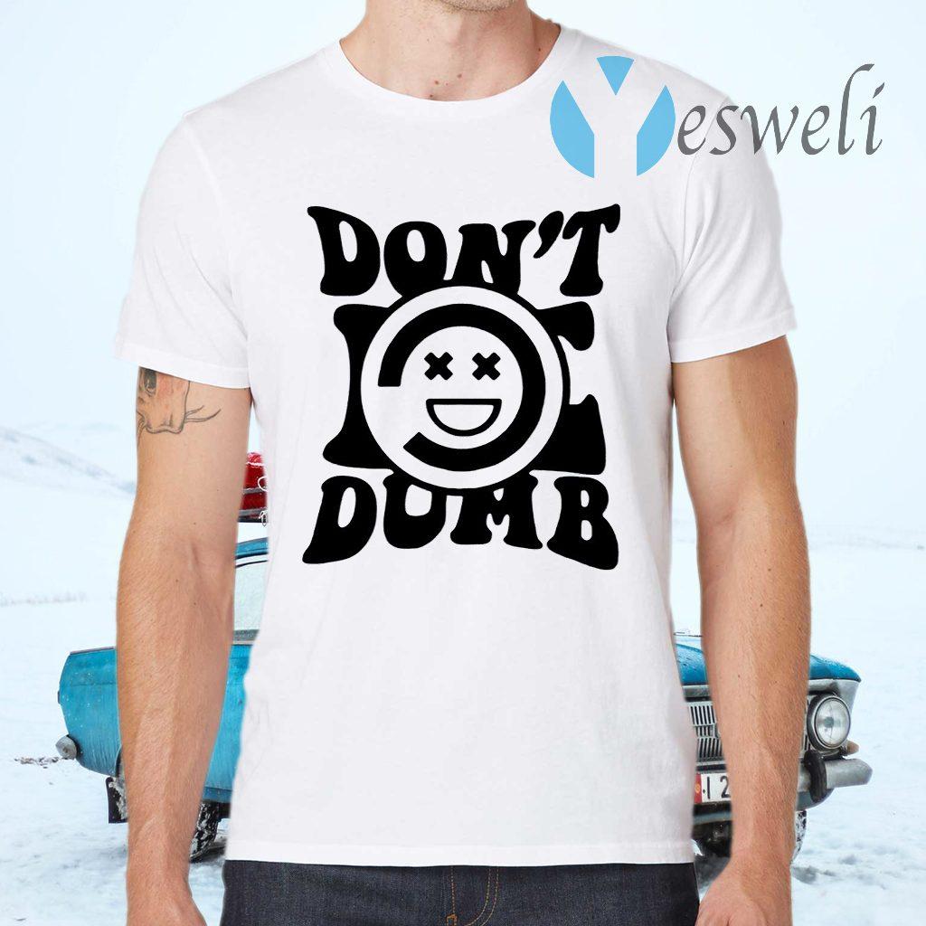 Electronic Games League Randumb Hoodie Don't Be Dumd Combo T-Shirt