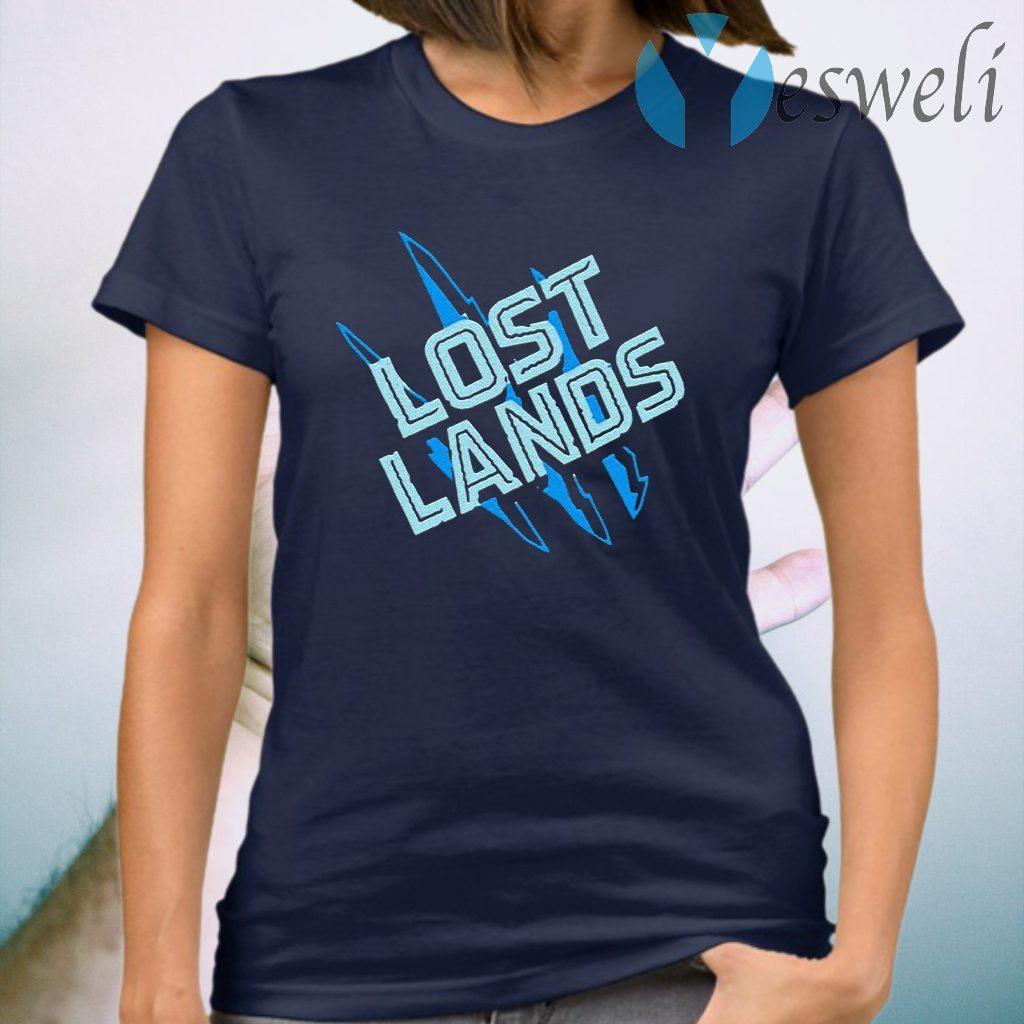 Excision Merch Lost Lands Slasher T-Shirt