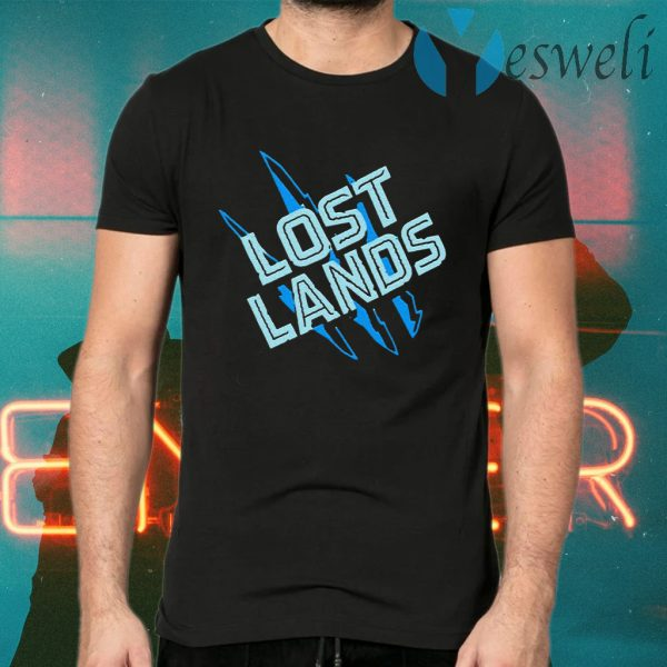 Excision Merch Lost Lands Slasher T-Shirts