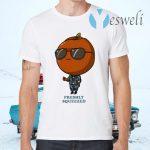 Freshly Squeezed Orange Cassidy T-Shirts