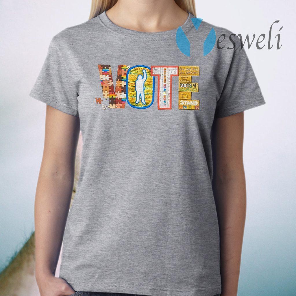 Gap Vote T-Shirt