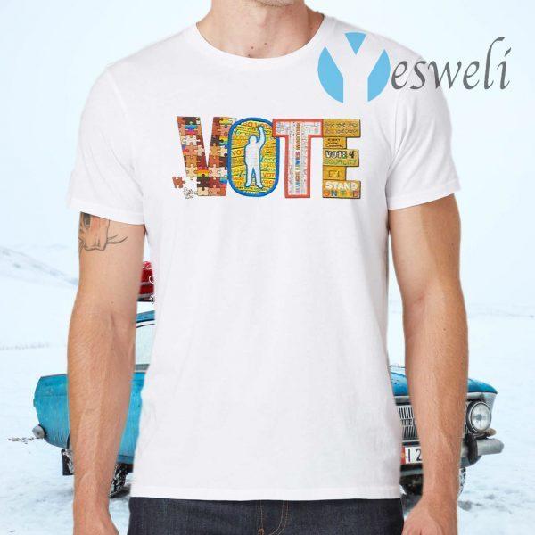 Gap Vote T-Shirts