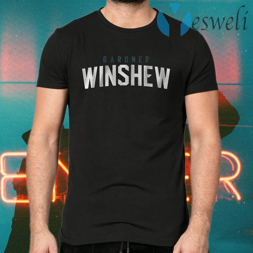 Gardner Winshew T-Shirts