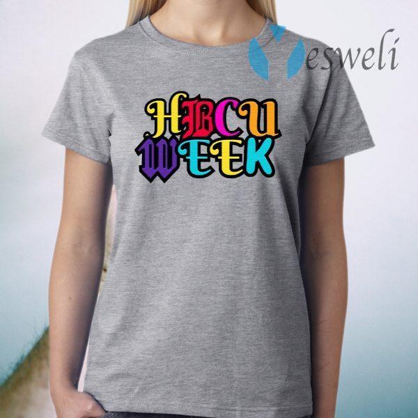 HBCU Week T-Shirt