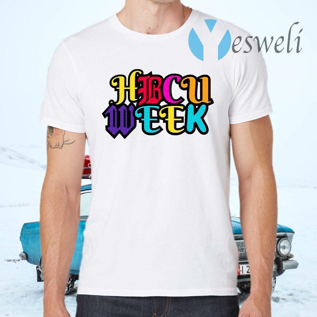 HBCU Week T-Shirts