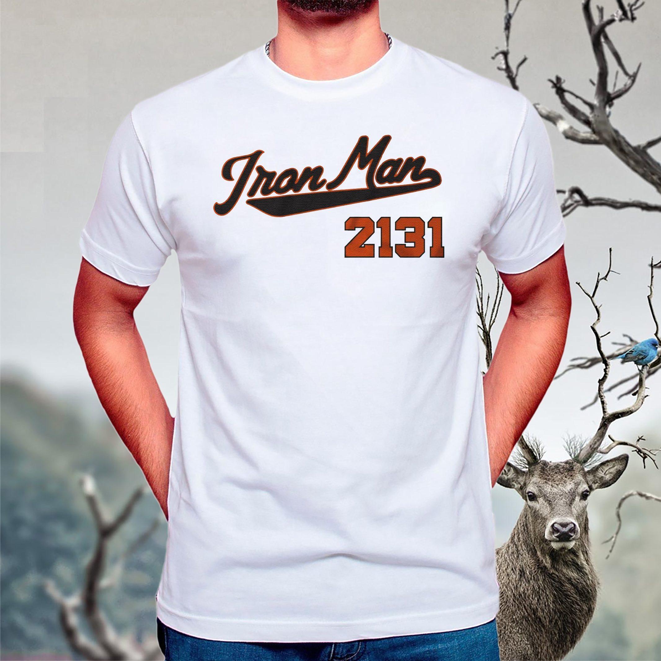 Iron Man 2131 T Shirts