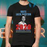 Jack Burton 2020 everybody relax I'm here T-Shirts