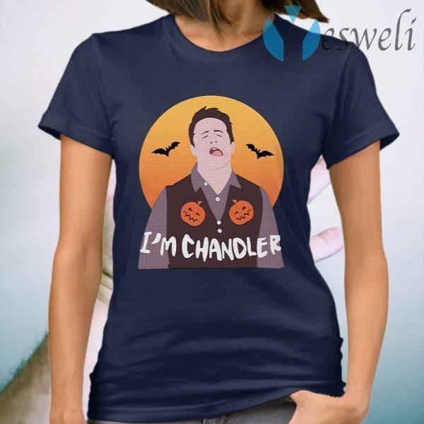 Joey I'm Chandler Friends Halloween T-Shirt