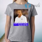 John Harbaugh Prank Happy Birthday Coach Ravens T-Shirt