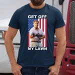 Ken And Karen Get Off My Lawn Us Flag Shirts