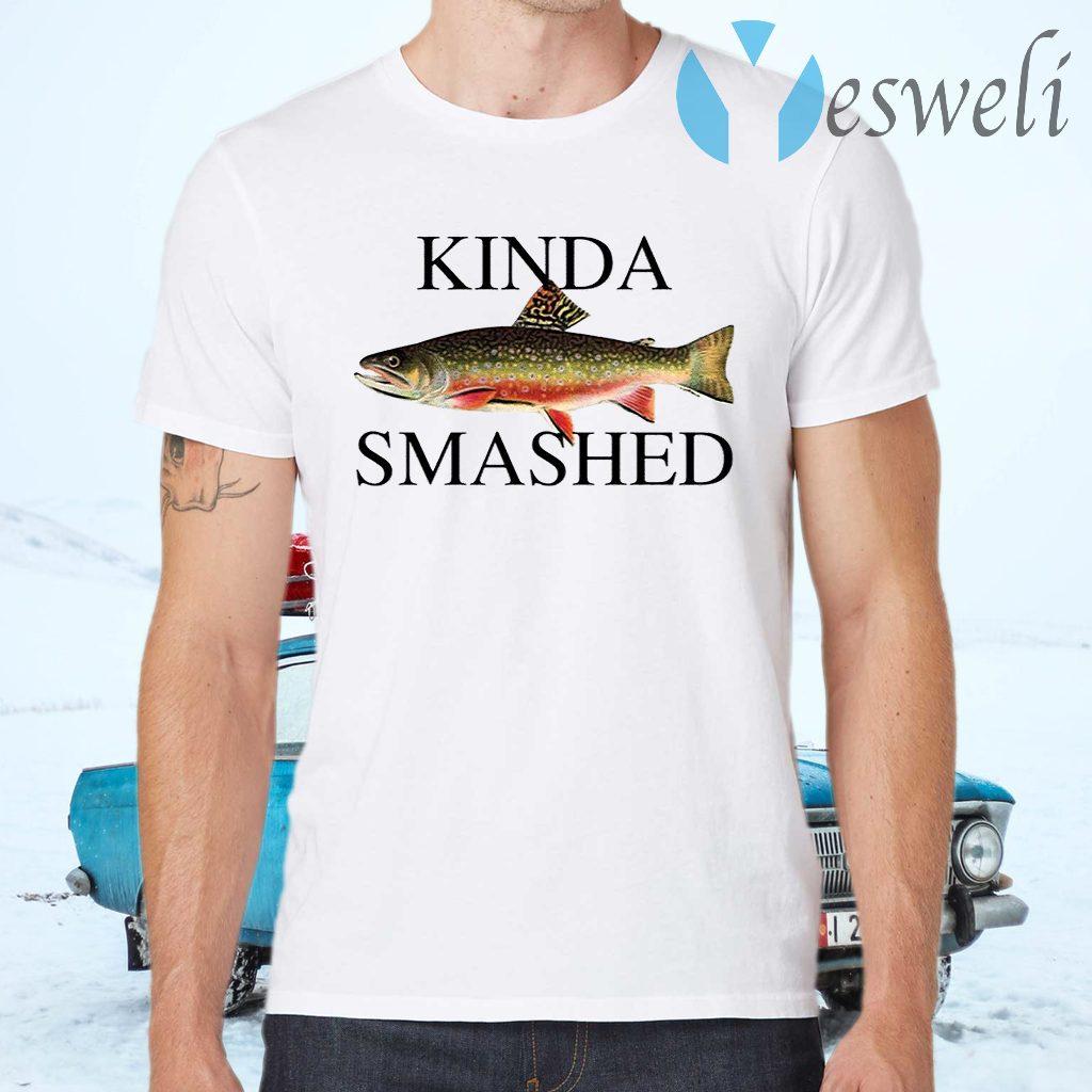 Kinda smashed fish T-Shirts