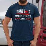 Krueger Voorhees Let Us Take A Stab At It Classic T-Shirts