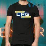 Lane Kiffin LFG All Aboard Lane Train T-Shirts