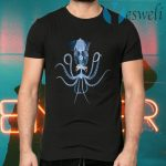 Limited Edition Blackwater Squid T-Shirts