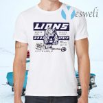 Lions Drag strip T-Shirts