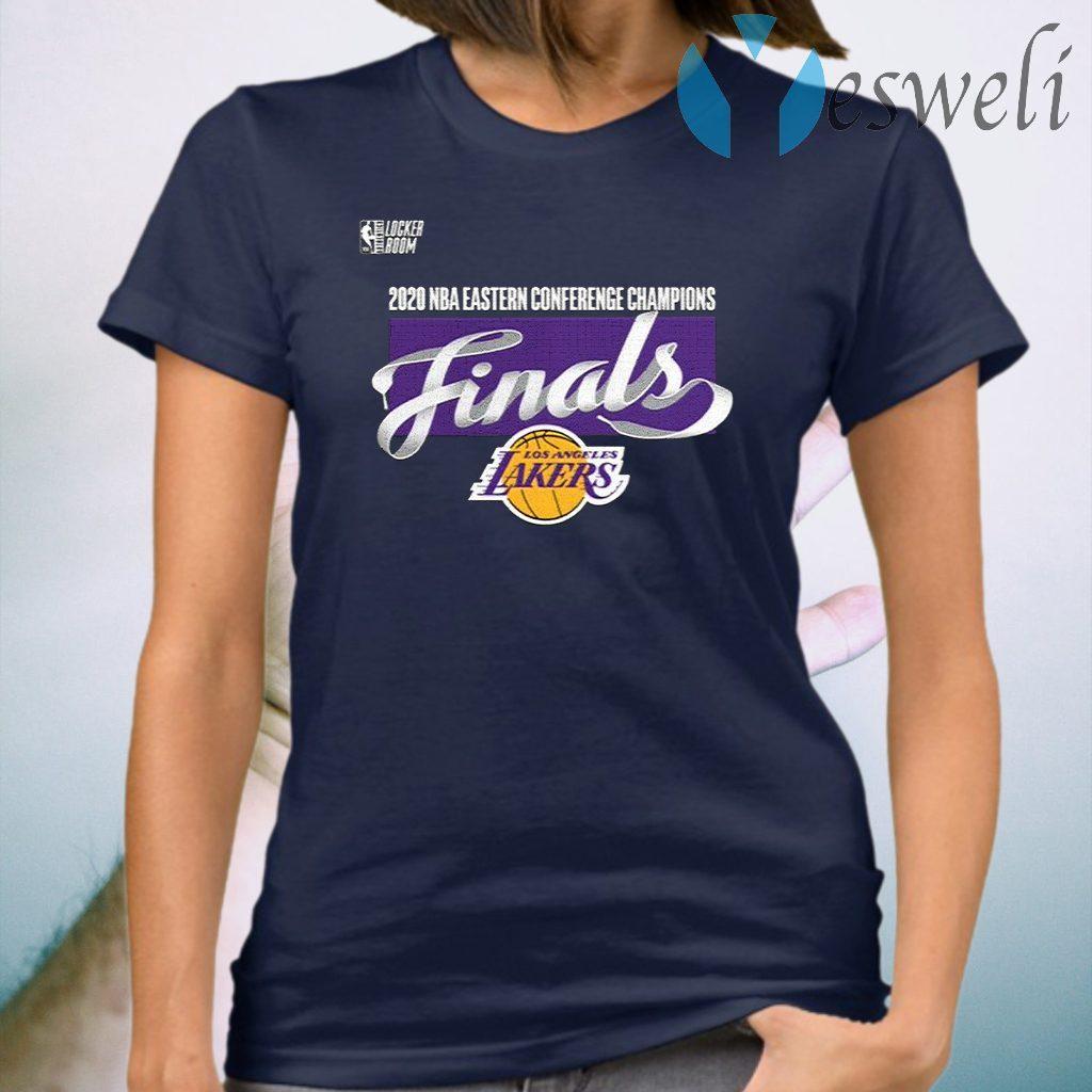 Los Angeles Lakers Championship T-Shirt