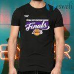 Los Angeles Lakers Championship T-Shirts