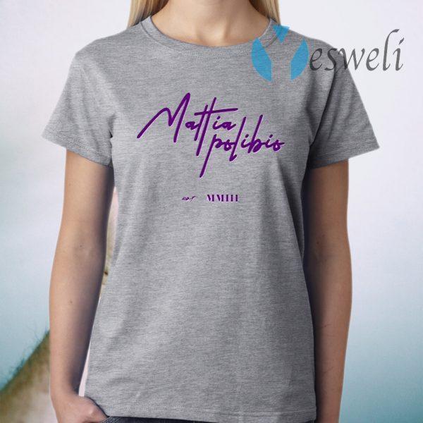 Mattia polibio merch T-Shirt