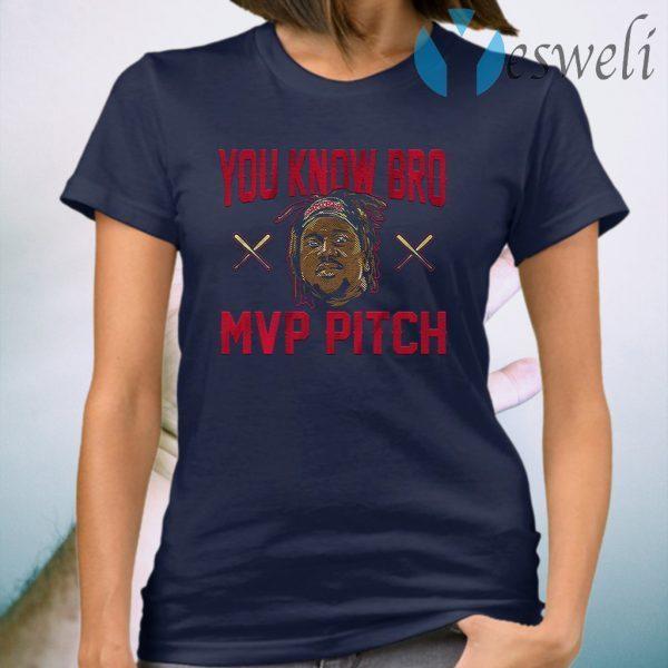 Mvp pitch T-Shirt