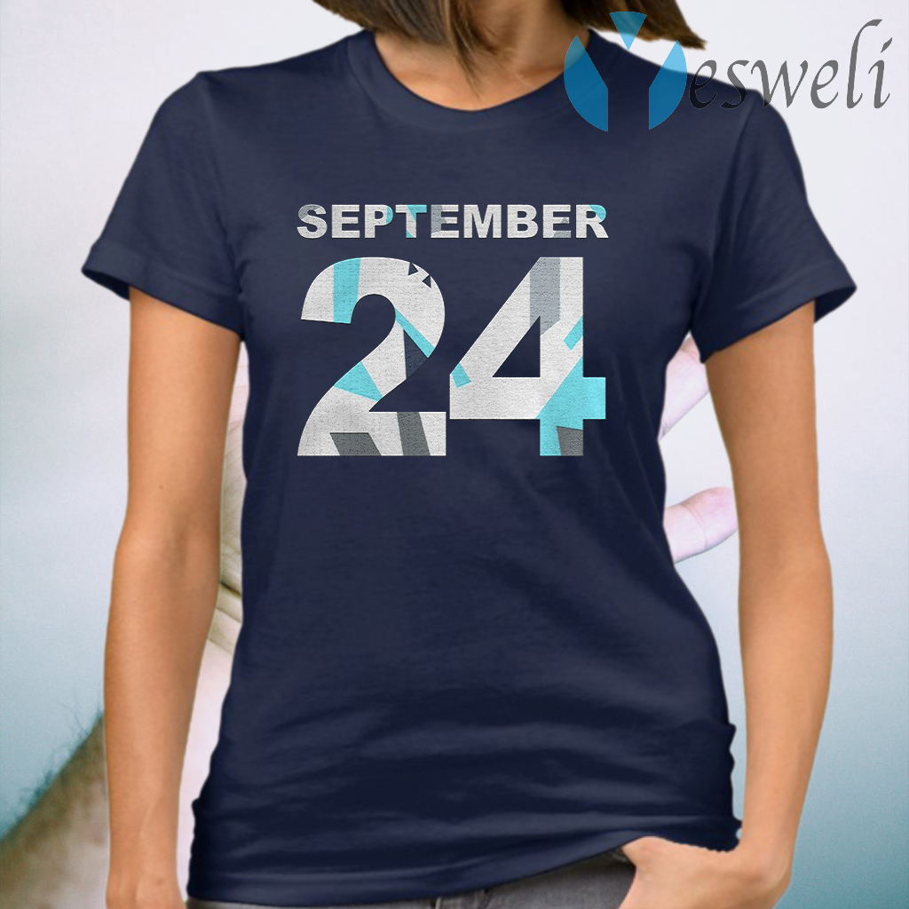 Nothing was the same 24 T-Shirt