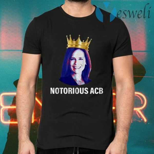 Notorious ACB. T-Shirts