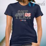 One Team NFL End Racism T-Shirt