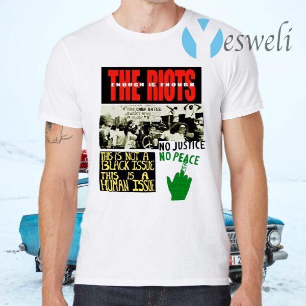 Originas Enough Is Enough T-Shirts
