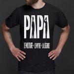 PAPA Militaire legende T-Shirts