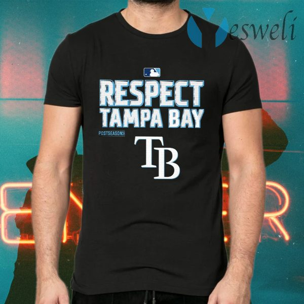 Respect Tampa Bay T-Shirts