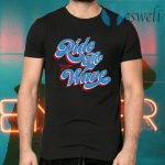 Ride The Wave Breakingt T-Shirts