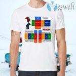Roblox shirt template 2019 T-Shirts