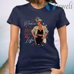 Rockin The Black Woman Life T-Shirt