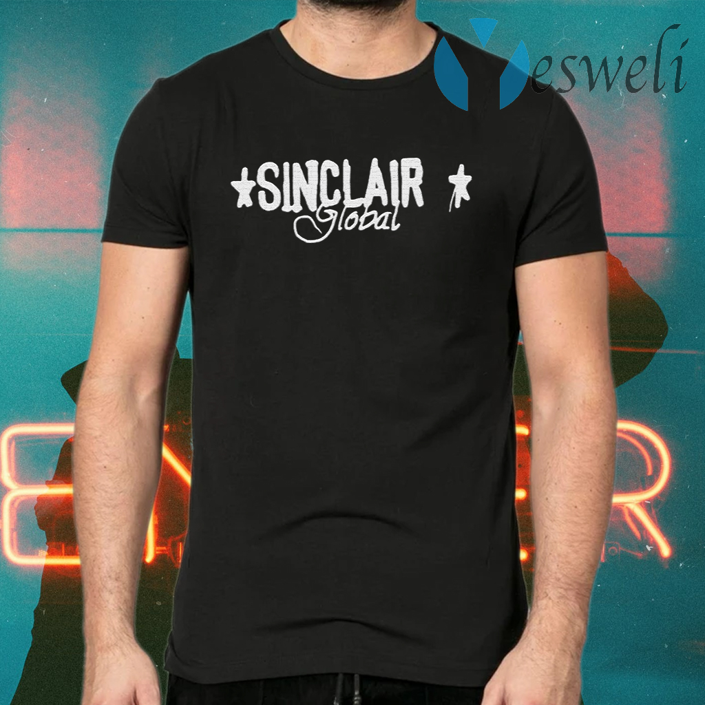 Sinclair Global Bring Ny Back T-Shirts