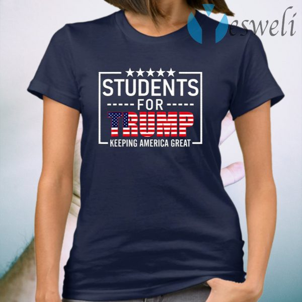 Students For Trump T-Shirt