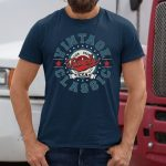 Temple Texas Retro Vintage Aesthetic Classic T-Shirts